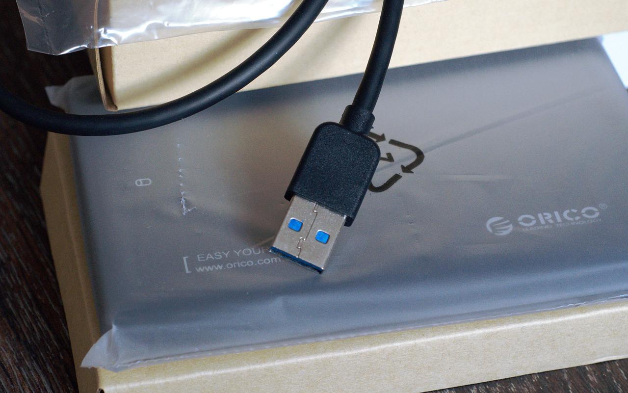 Разъём USB 3.0
