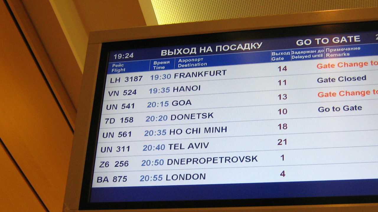 Тот самый рейс в Гоа